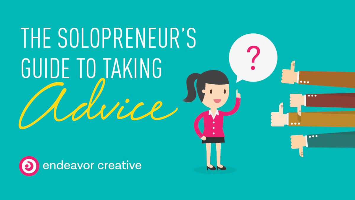 Solopreneur Business Advice