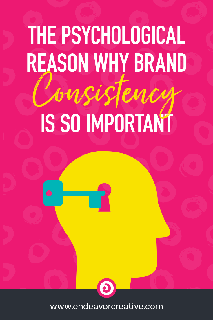 """When it comes to branding, they say """"Consistency is key!"""" But why? There's actually a psychological reason! #marketing #brand #solopreneur #entrepreneur #onlinemarketing #startup #onlinebiz via @taugheee"""