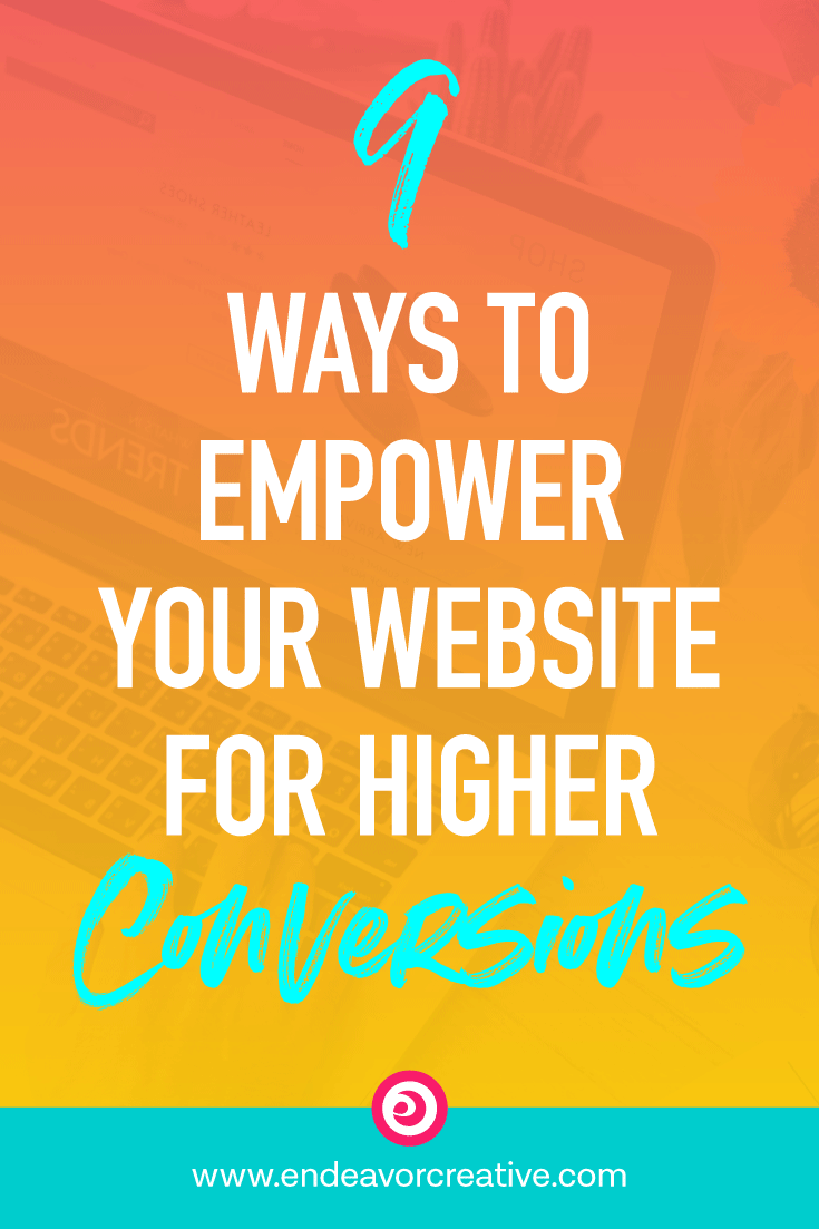 Higher Conversions