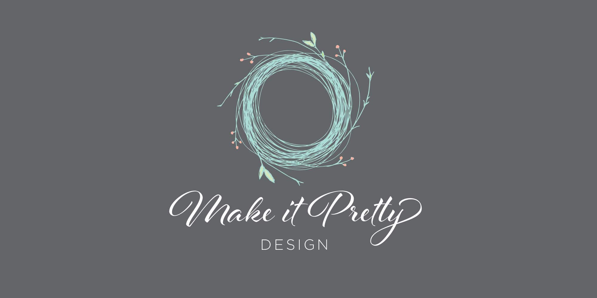 Logo for interior design consultant