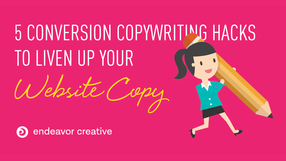 Conversion Copywriting Hacks