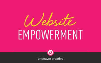 Tools for an Empowered Website