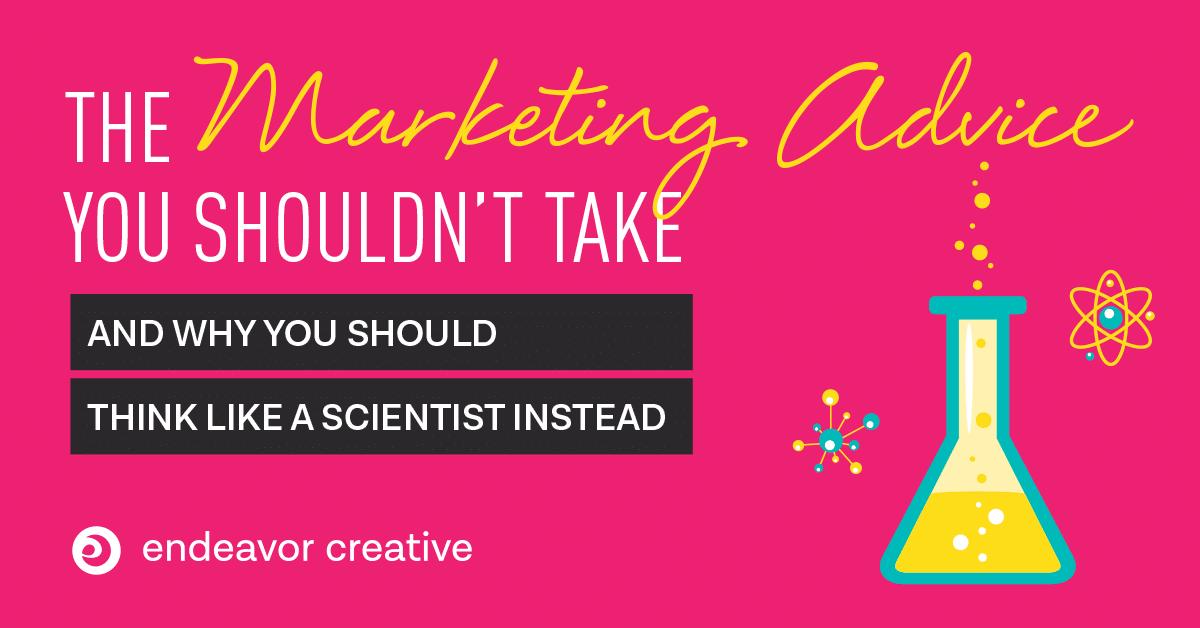 Marketing Advice Small Business