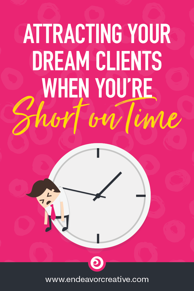 Short on time to do #onlinemarketing for your #smallbusiness? What you need to do to be efficient and not get overwhelmed. #marketing #smallbiz #entrepreneur #solopreneur #socialmedia #traffic