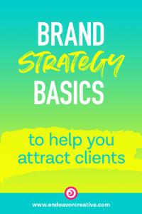 Brand Strategy Basics