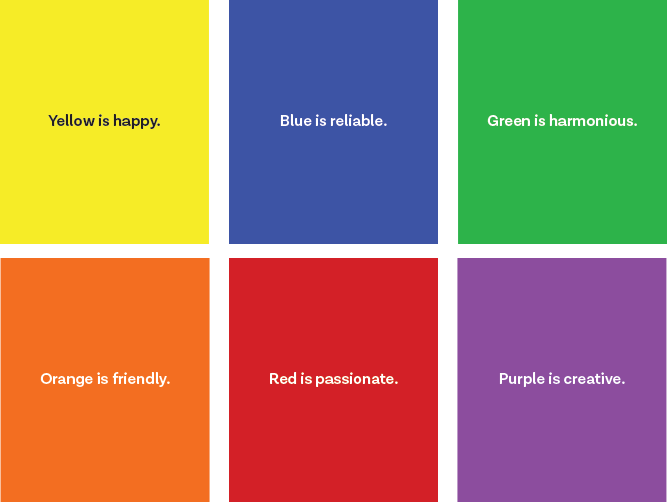 Psychology of Color and Branding