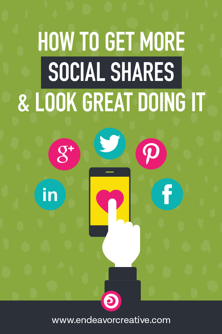 How to get more shares on social media and customize your social sharing buttons to match your brand using the Social Warfare plugin. #socialmediamarketing #bloggingtips