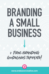 Branding A Small Business