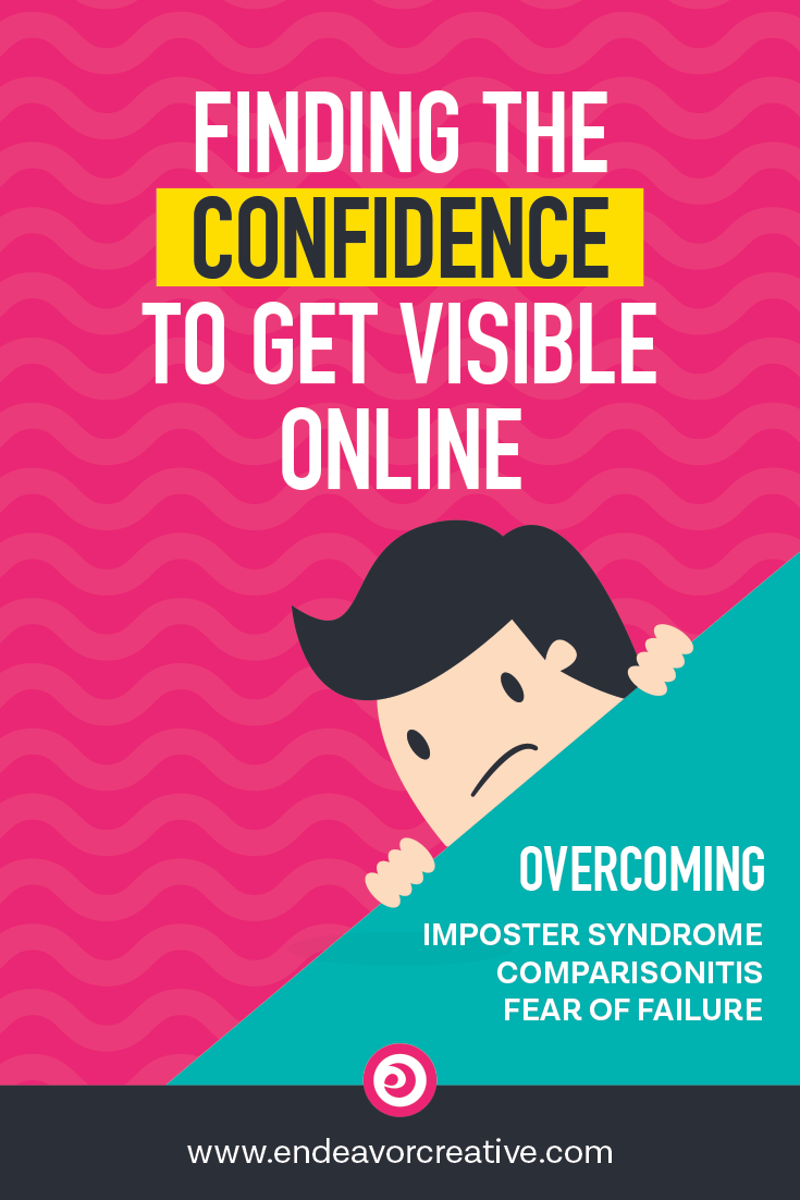 Are you suffering from... Imposter syndrome? Comparisonitis? Fear of Failure? 