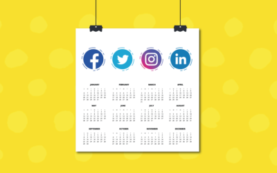 Create A Social Media Posting Schedule You Can Set & Forget