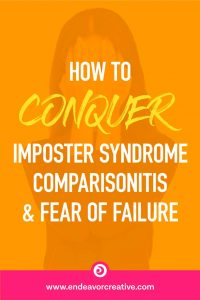 Imposter Syndrome Fear of Failure