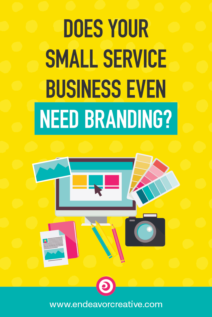 Does your small business need branding? What are the most important aspects of branding for small businesses? When is the right time to invest and when should you bootstrap your brand instead?  #branding #personalbranding