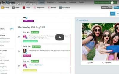 How To Schedule Your Social Media Content With SmarterQueue