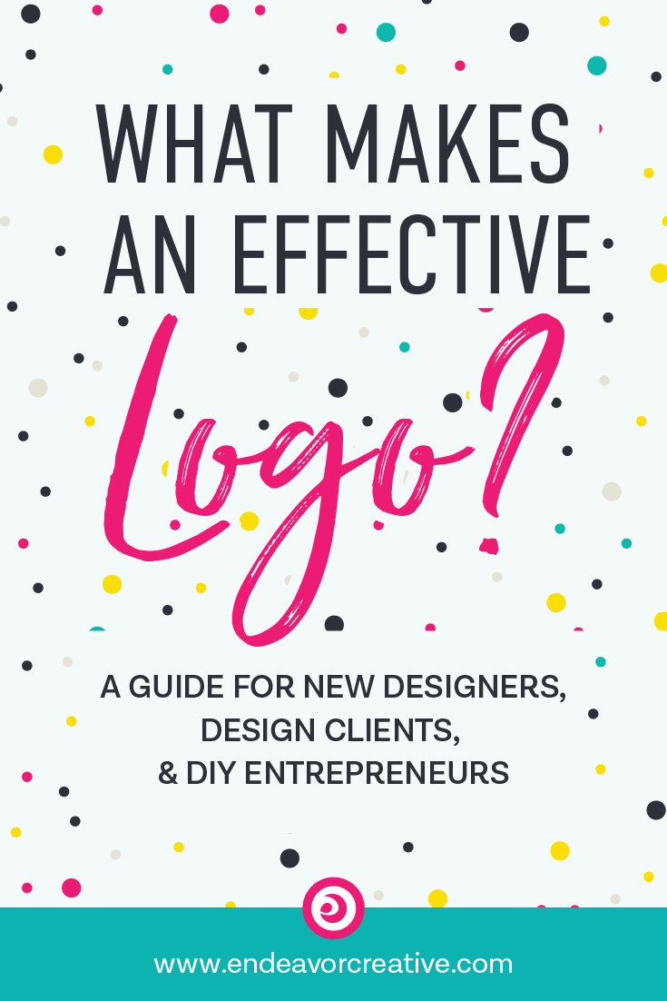 What makes an effective logo?