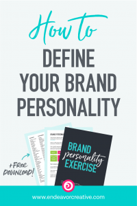 How to define your brand personality