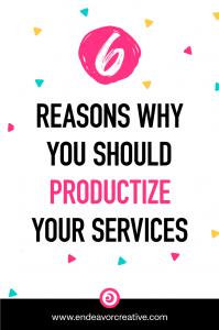 Productized Service