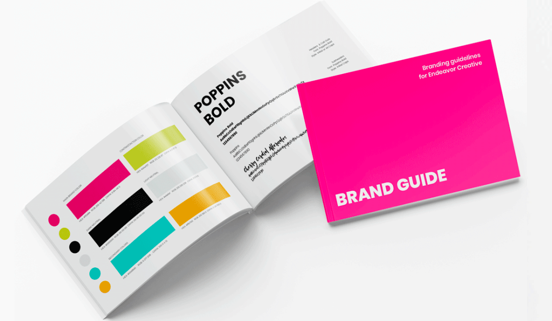 How To Create A Brand Guide + Template for Canva